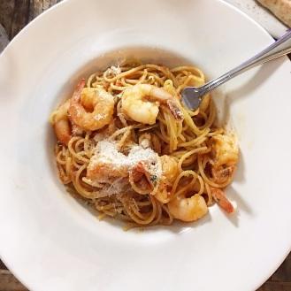 Spaghetti al Gambero
